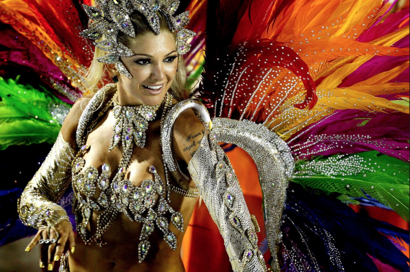 Ode to Rio Carnival