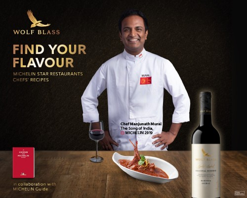 Wolf Blass x Song Of India - 'Find Your Flavour' Dinner