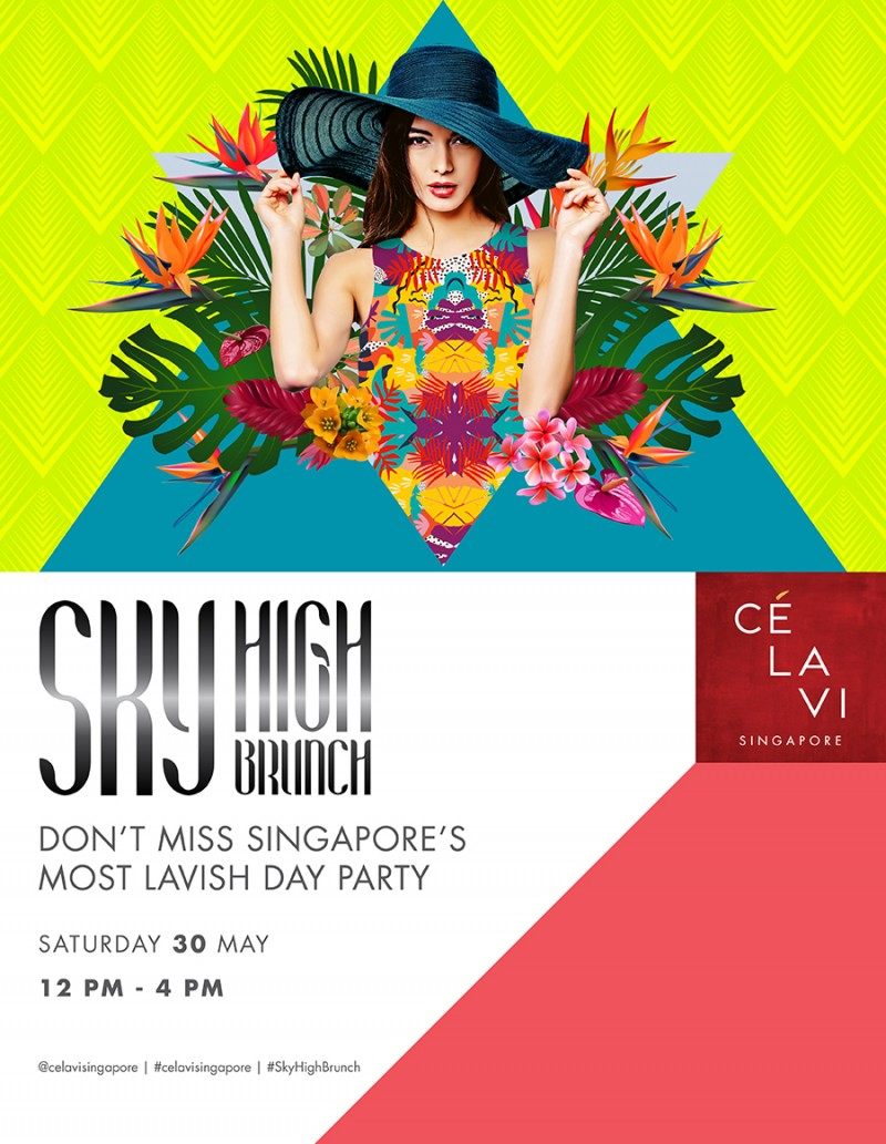 SKY HIGH BRUNCH 30 MAY 20