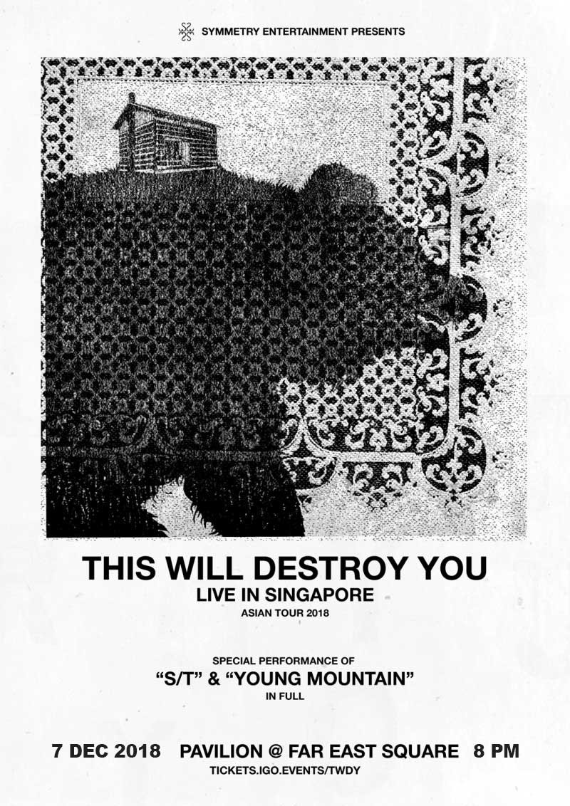 This Will Destroy You - Live in Singapore