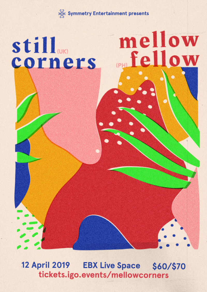 Mellow Fellow + Still Corners - Live in Singapore