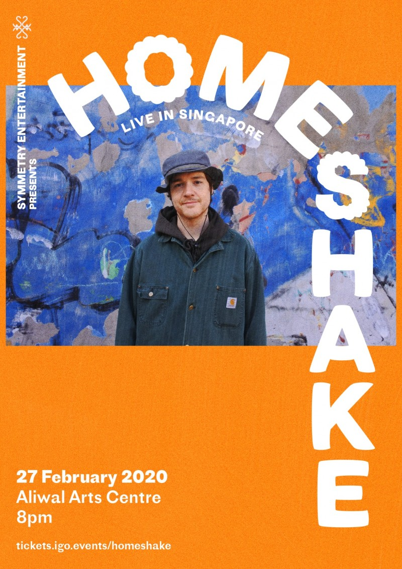 Homeshake - Live in Singapore
