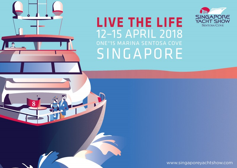 Singapore Yacht Show 2018 (Industry Pass)