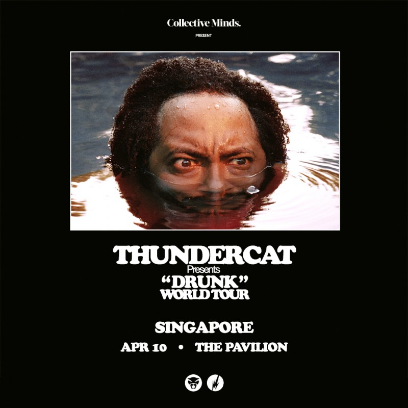 Thundercat presented by Collective Minds
