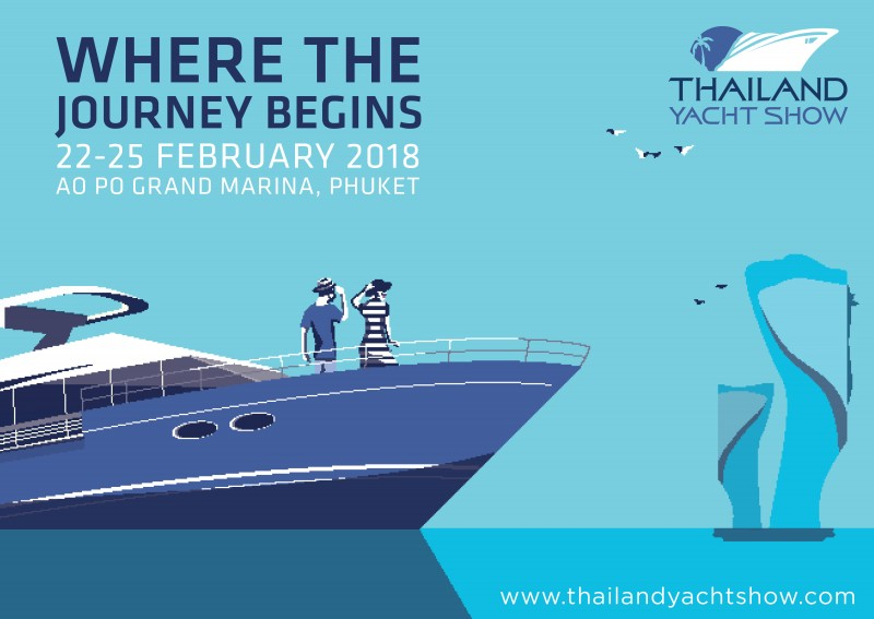 Thailand Yacht Show Visitor 2018