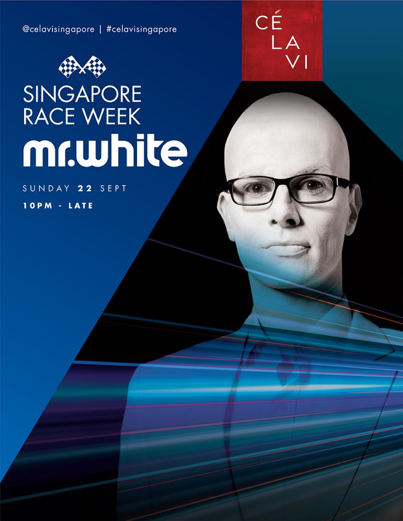 Singapore Race Week Feat. Mr. White