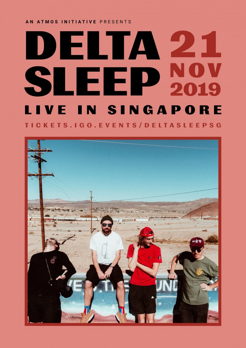 DELTA SLEEP (UK) - Live in Singapore