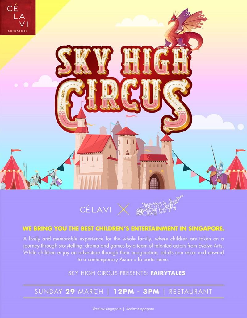 SKY HIGH CIRCUS: FAIRY TALES