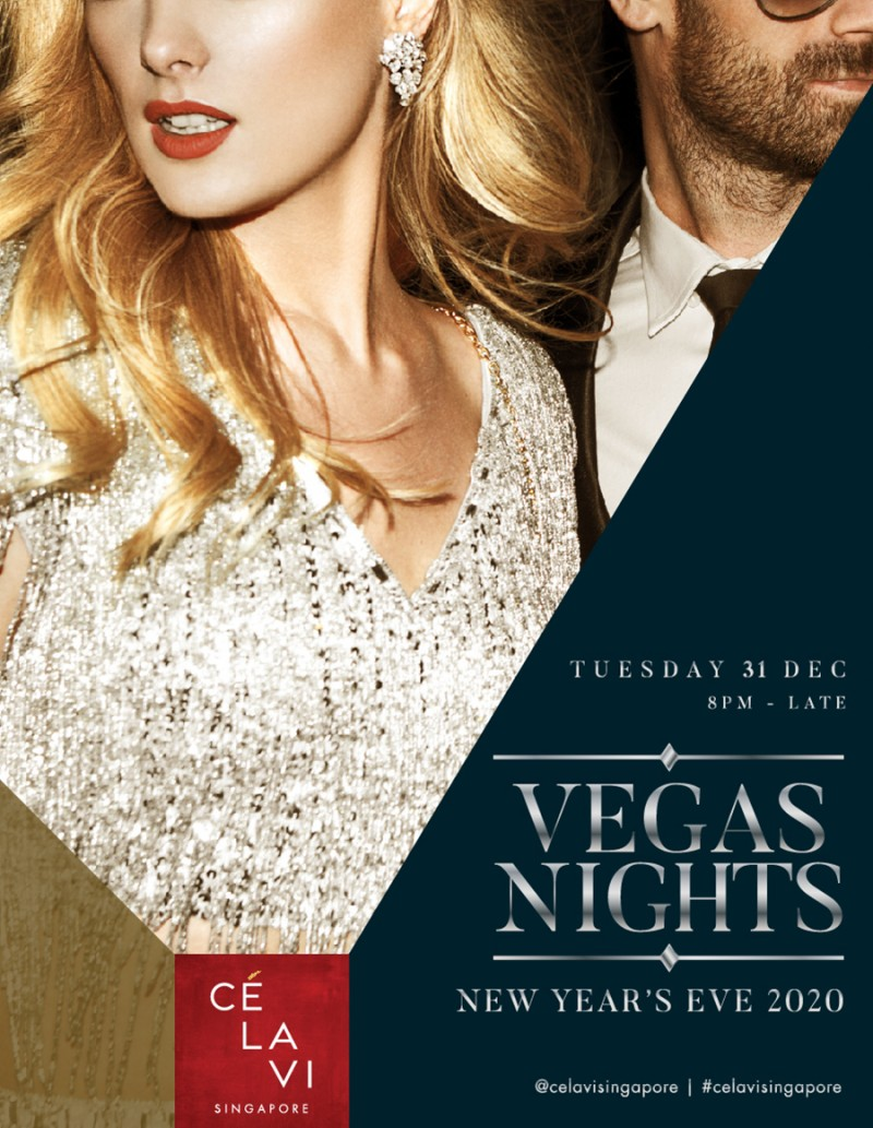 VEGAS NIGHTS New Year's Eve Party
