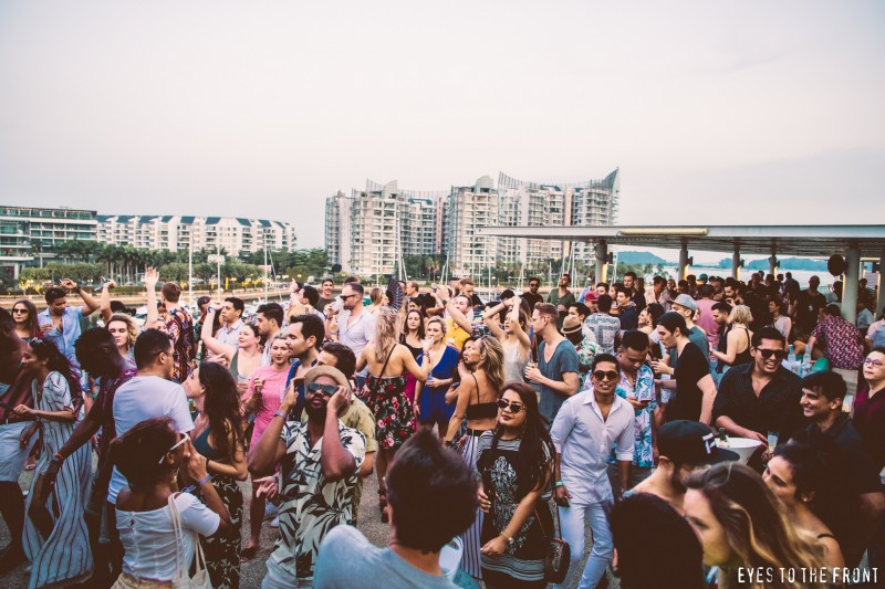 Terrace Takeover: CLOSING PARTY!