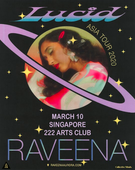 RAVEENA Singapore presented by Collective Minds