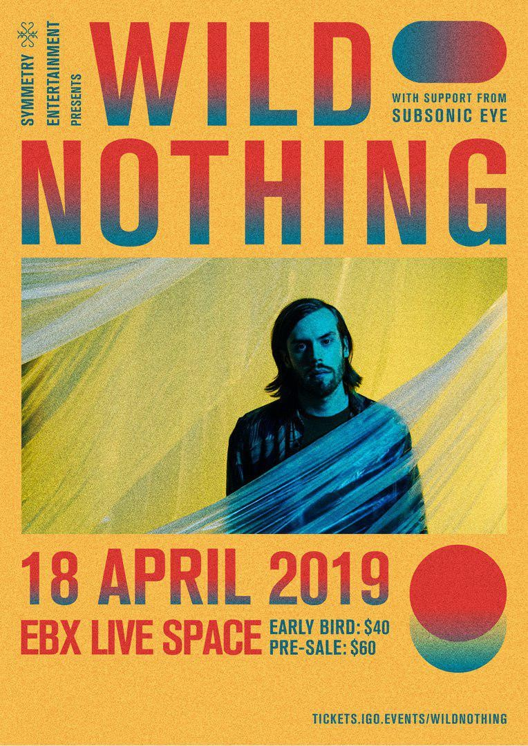 Wild Nothing - Live in Singapore