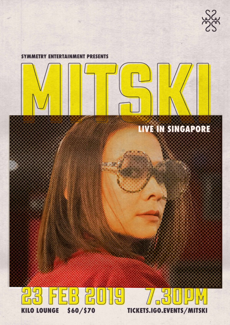 Mitski - Live in Singapore