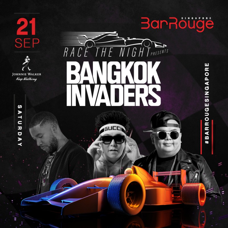Race The Night - Bangkok Invaders (BKK)