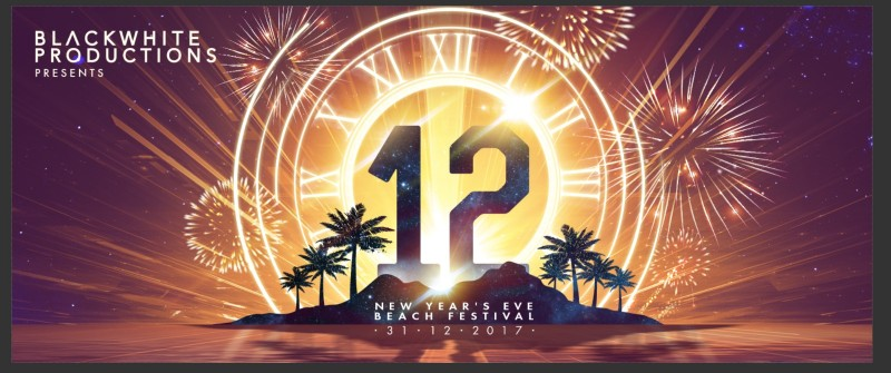 12, Singapore's NYE Countdown Beach Festival